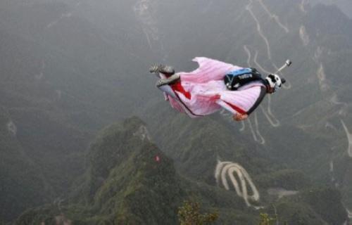 ZJJ Wingsuit Flying4