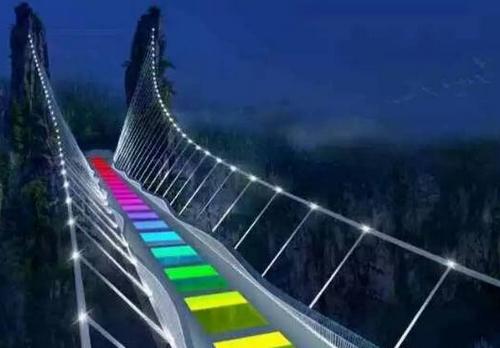 Glass-bottom bridge (1)
